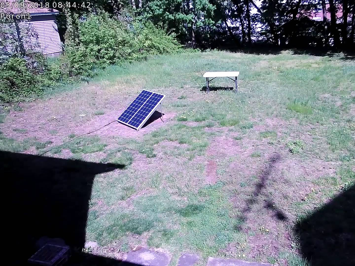 How much sun do my panels get?