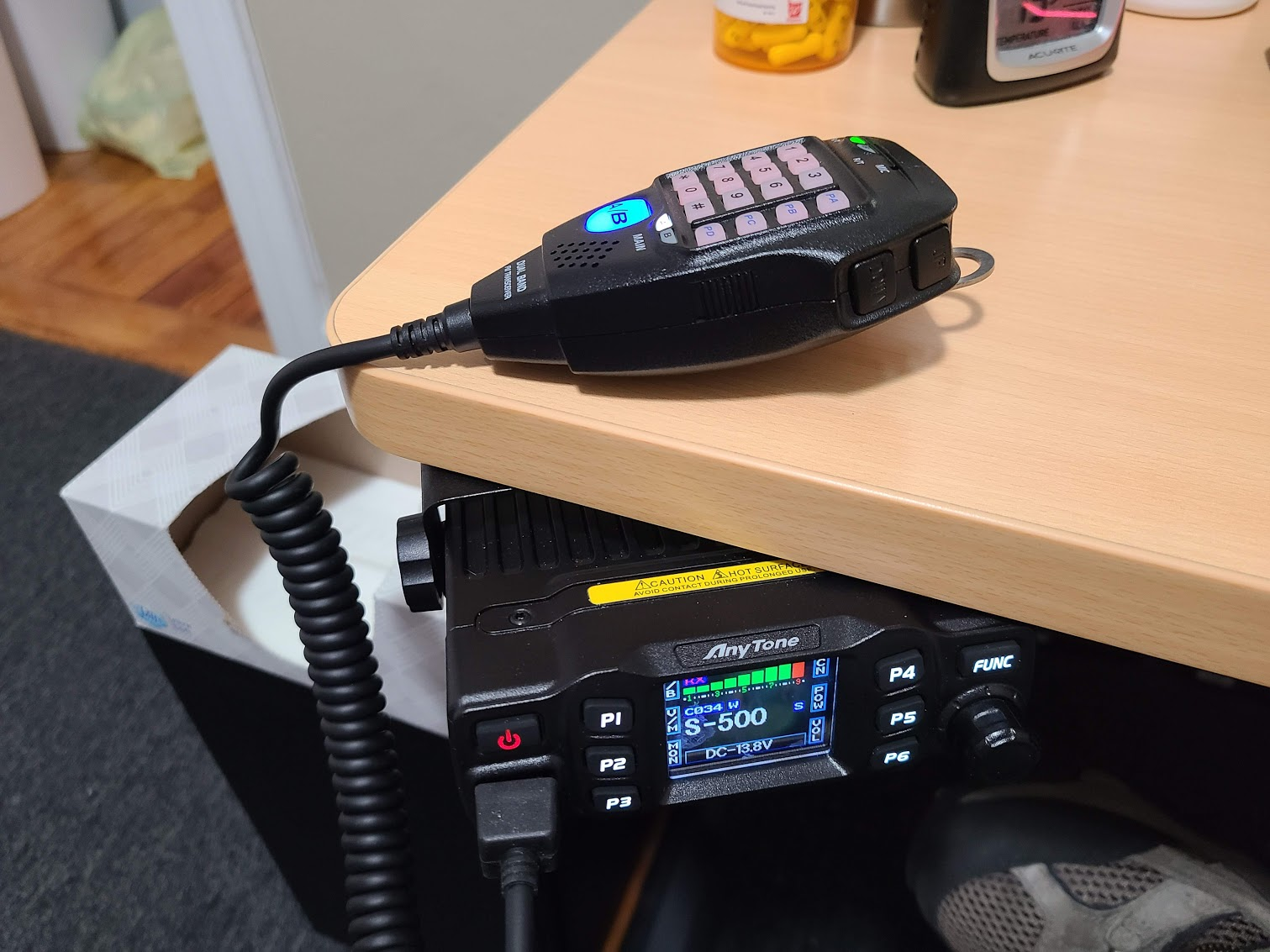 Moving And My Ham Radio Hobby